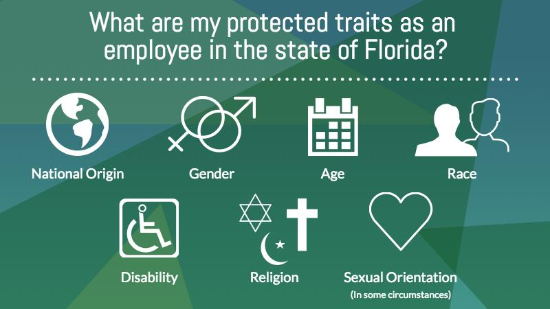 Sexual harassment laws florida